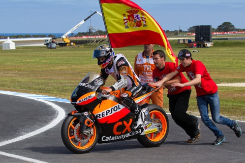 Marc Marquez (Photo Credit: motogp.com)