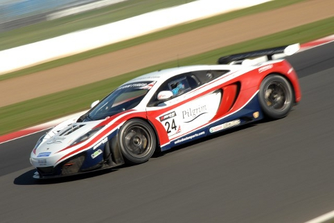 Introduced at mid-season the MP4-12C GT3 proved the car to beat in the closing rounds (Photo Credit: Chris Gurton Photography)