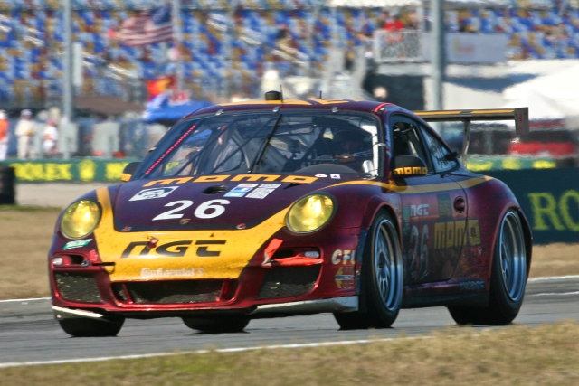 "The team promise a ""similar"" livery to their 2012 design for the Rolex 24 (Photo Credit: Grand-Am)"