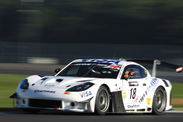 Optimum Motorsport fielded a Ginetta G55 GT3 in 2012 (Photo Credit: Jakob Ebrey)