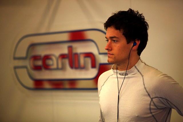 Jolyon Palmer - Photo Credit: Drew Gibson /GP2 Series Media Service