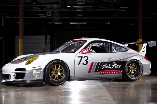 The Park Place Motorsport name will make its debut at Daytona (Photo Credit: Park Place Motorsport)