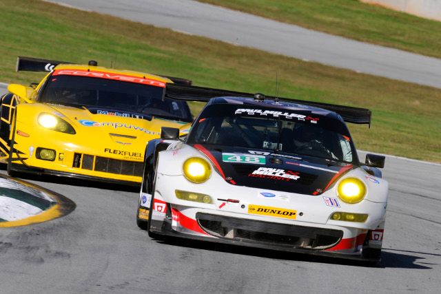 Holzer will join Bryce Miller in the #48 (Photo Credit: Porsche AG)