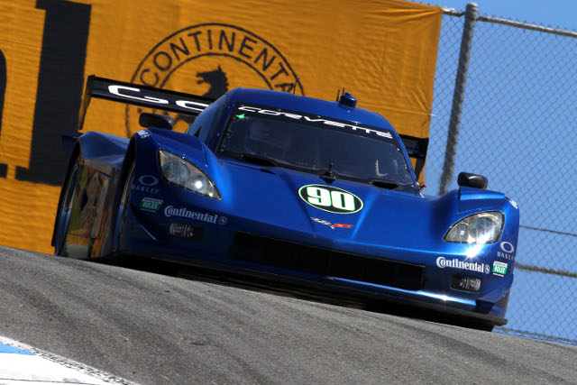 Spirit of Daytona won three times in 2012 (Photo Credit: Grand Am)