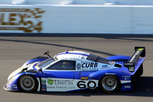 Negri and Pew will lead the team in defence of their Rolex 24 win next month (Photo Credit: Grand-Am)