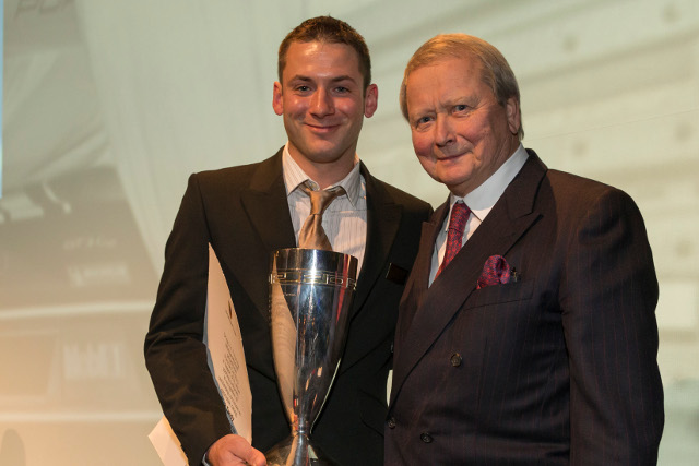 Tandy won the Porsche Cup for privateer racers for his 2012 efforts (Photo Credit: Porsche AG)
