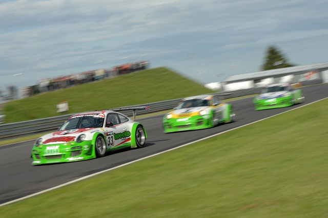 Trackspeed will run three cars again in 2013 (Photo Credit: Chris Gurton Photography)