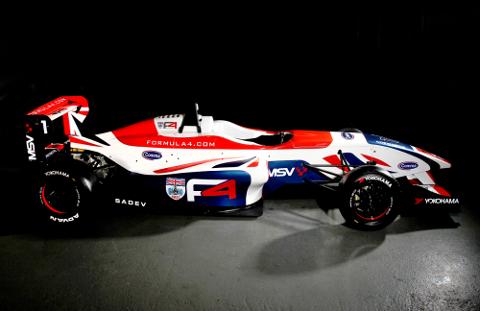 Formula 4 Launch 2