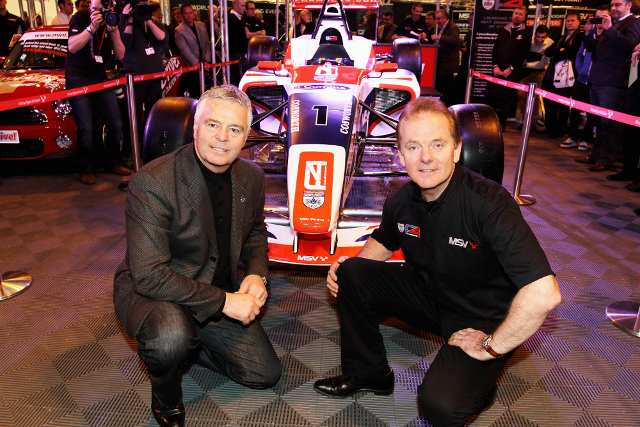 Formula 4 Launch