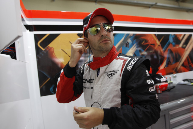 Glock leaves Marussia