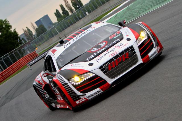APR will field two Audi R8 in the Rolex 24 (Photo Credit: Grand-Am)