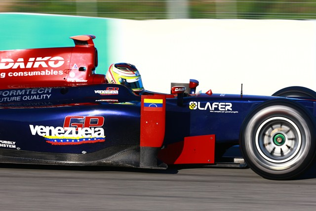 Rene Binder - Photo Credit: Malcolm Griffiths/GP2 Series Media Service