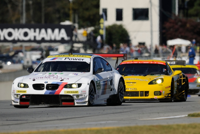 The team will switch to the Z4 as they try to take the class titles back from Corvette (Photo Credit: BMW AG)