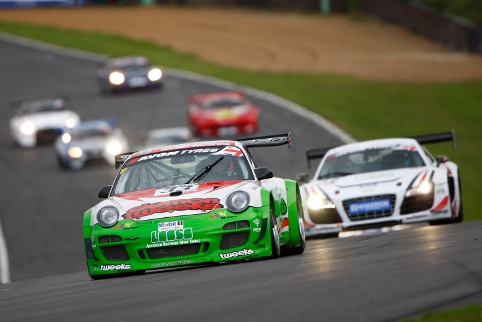 The British GT grid looks set to continue to grow with two new teams already announced (Photo Credit: Jakob Ebrey)
