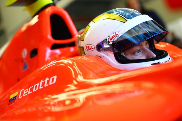 Johnny Cecotto - Photo Credit: Malcolm Griffiths/GP2 Series Media Service