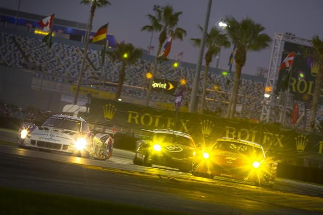 2013 Roex 24 at Daytona (Photo Credit: Rolex/Stephan Cooper)