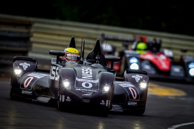 The Nissan DeltaWing made its race debut at the 24 Hours of Le Mans (Photo Credit: Highcroft Racing)