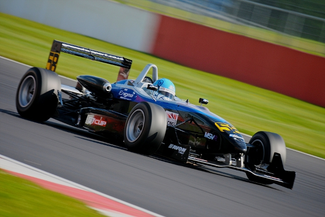 Enigma Motorsport scored four wins in F3 Cup competition last season