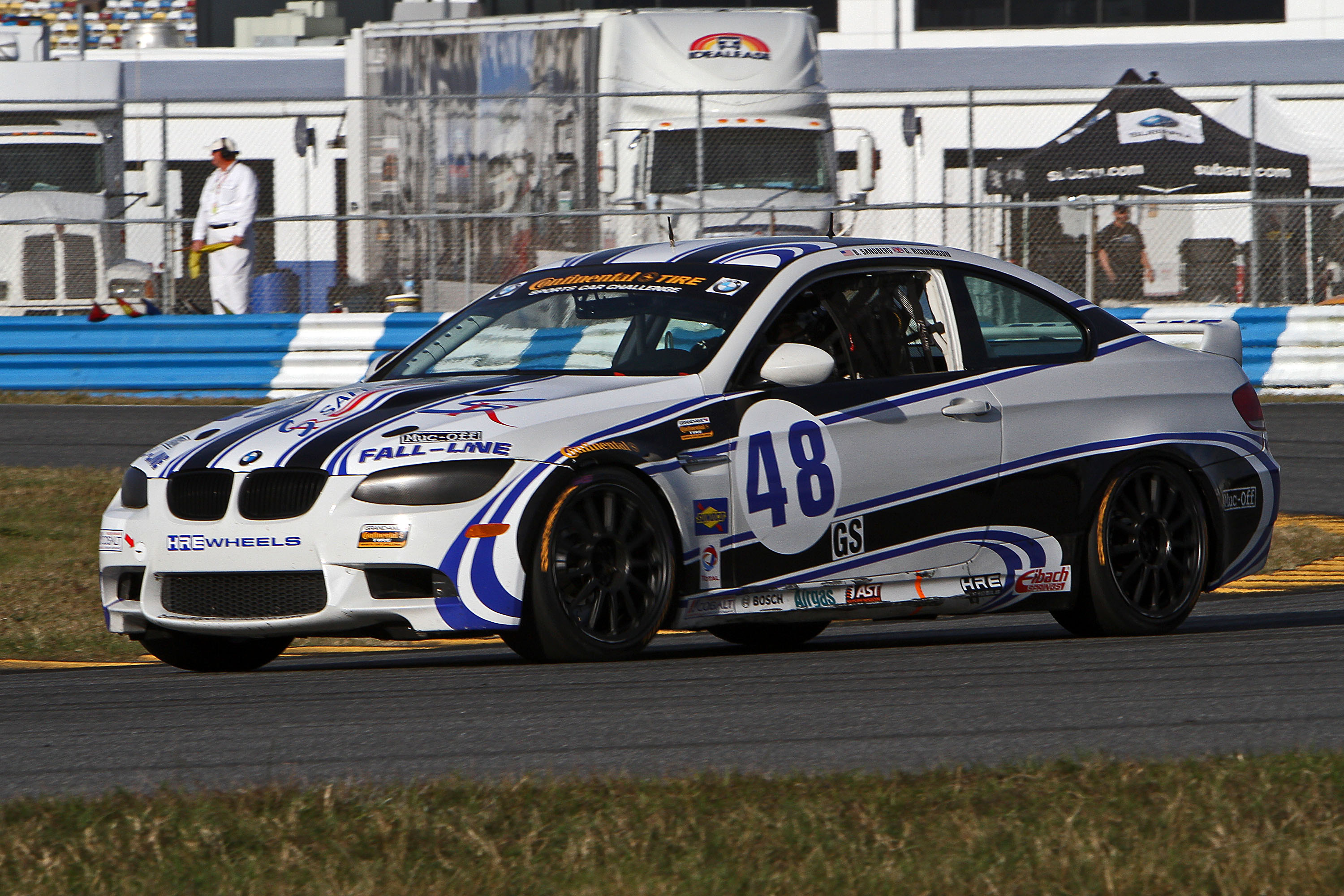 The three Fall-Line teams need improve just a single place each from 2012 (Photo Credit: Grand-Am)