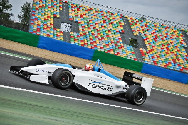 Formula E will stage it's first races in 2014 (Photo Credit: FIA Formula E)