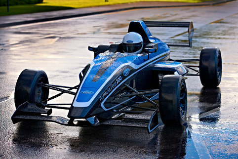 Formula Ford has gained wings and a slot on the TOCA package for 2013 (Photo Credit: Formula Ford)