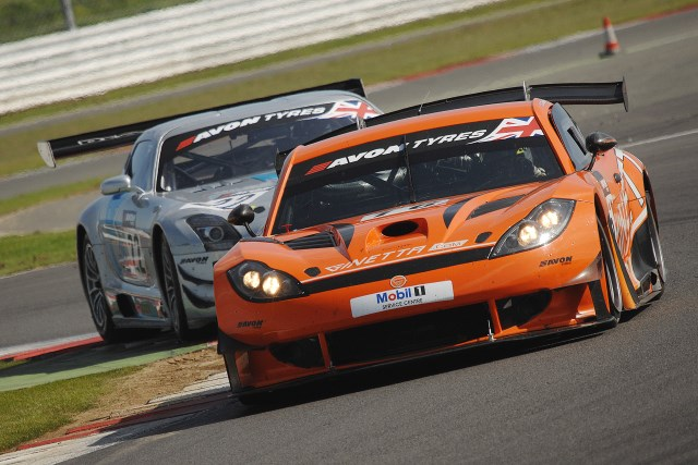 A two car works team will lead Ginetta's involvement in British GT this season (Photo Credit: Chris Gurton Photography)