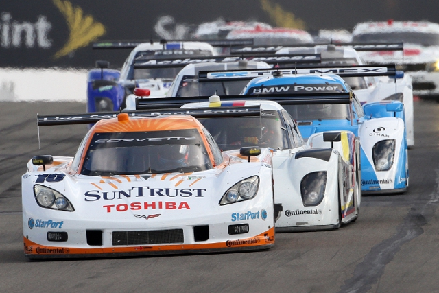 Walter replaces Mark Raffauf in the race director role (Photo Credit: Grand-Am)