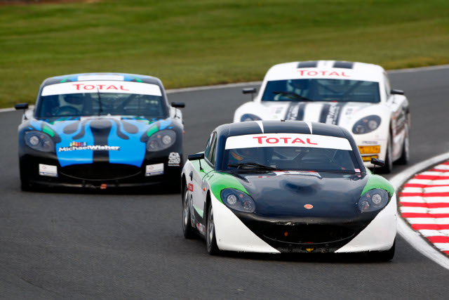 Duckman will drive a Ginetta G40 in 2013 (Photo Credit: Jakob Ebrey Photography)