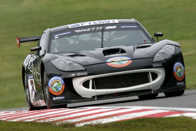 Coates returned to the Ginetta GT Supercup for Century Motorsport (Photo Credit: Jakob Ebrey Photography)