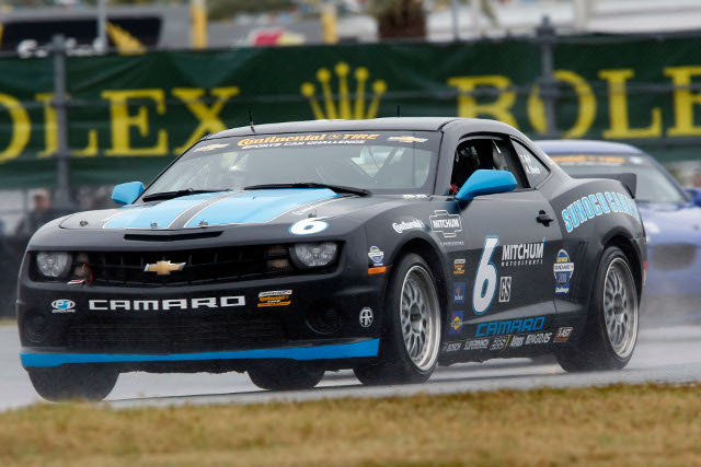 Lawrence Davey will follow 2012 challenge winner Aaron Steel in driving with Chris Mitchum's team (Photo Credit: Jakob Ebrey Photography)