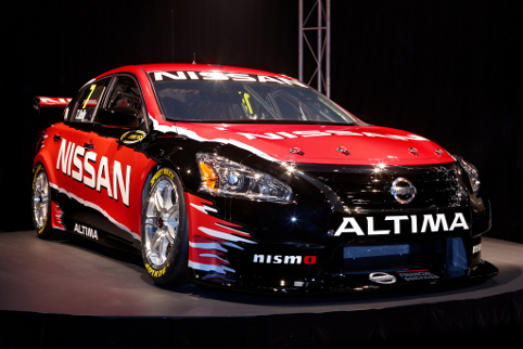 Nissan and Mercedes will join the V8 Supercars series in 2013 (Photo Credit: Kelly Racing)