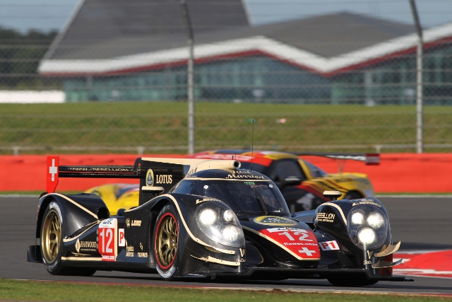Rebellion will take on both ALMS and WEC fields in 2013 (Photo Credit: Florent Gooden/fiawec.com)