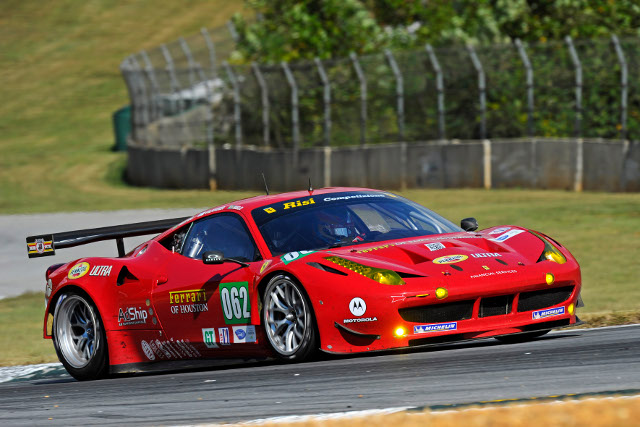Risi will continue their relationship with Ferrari this season (Photo Credit: ferrari.com)
