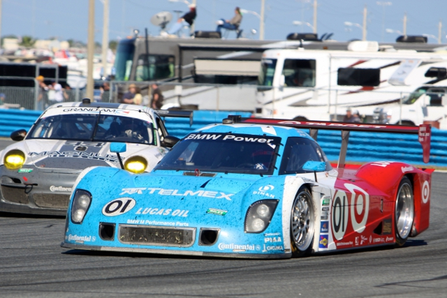 Daytona Prototype and GT machinery head to Daytona to begin the Rolex Series year (Photo Credit: Grand-Am)