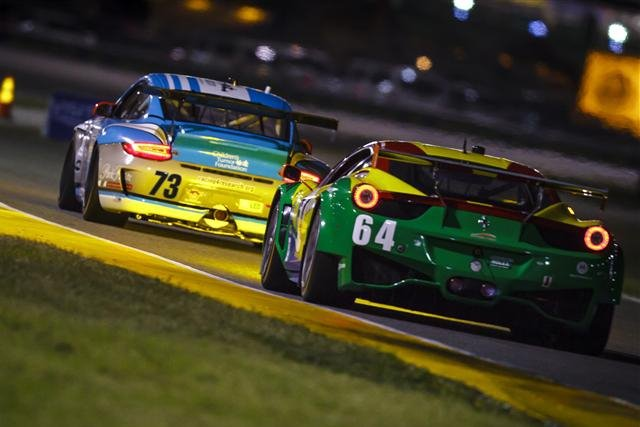 2013 Rolex 24 at Daytona (Photo Crediit: Rolex/Stephan Cooper)