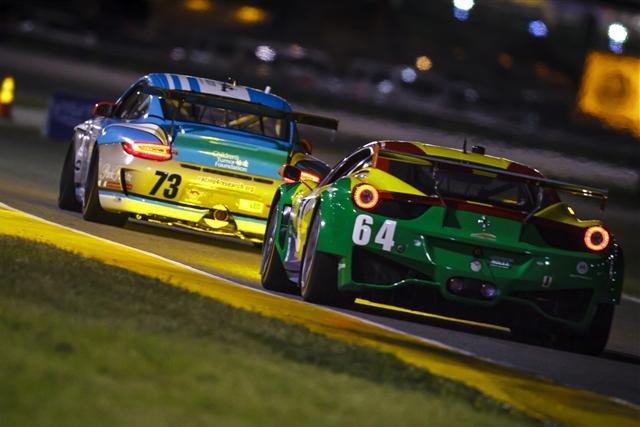 2013 Rolex 24 at Daytona (Photo Crediit: Rolex/Stephan Cooper)