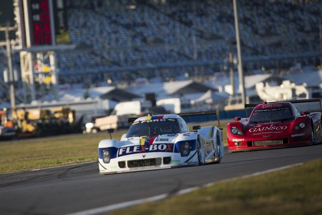 2013 Rolex 24 at Daytona (Photo Credit: Rolex/Tom O'Neal)
