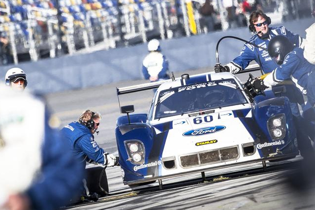2013 Rolex 24 at Daytona (Photo Credit: Rolex/Stephan Cooper)