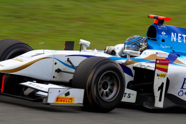 Jake Rosenweig - Photo Credit: Malcolm Griffiths/GP2 Series Media Service