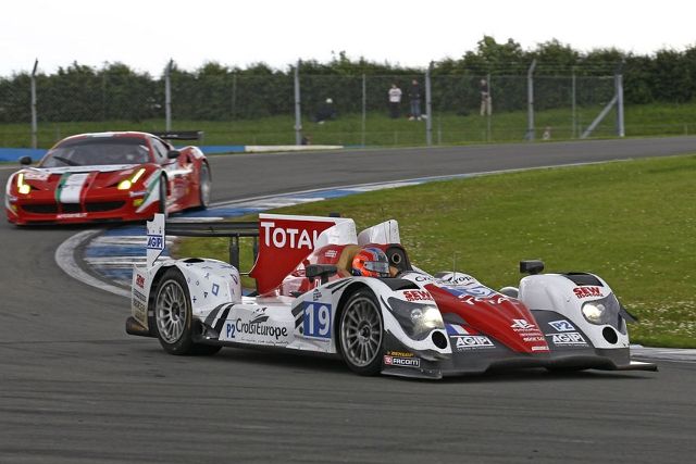Sebastien Loeb Racing competed at Paul Ricard and Donington Park in the ELMS last season (Photo Credit: ORECA)
