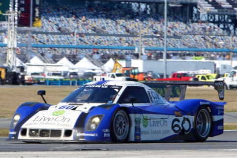 Michael Shank Racing started 2012 on a high, but never repeated their Rolex 24 form during the season (Photo Credit: Grand-Am)