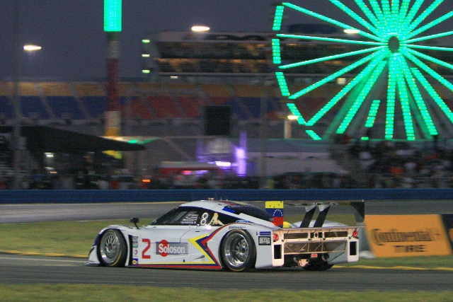 The Starworks quartet finished sixth overall after 24 hours of racing (Photo Credit: Grand-Am)