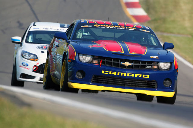 Bell and Edwards got off to a slow start in 2012 (Photo Credit: Grand-Am)
