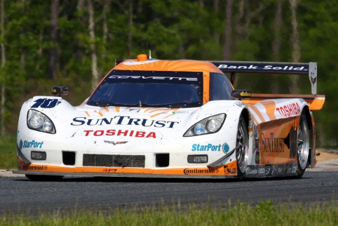SunTrust and Spirit of Daytona Racing each won three times, but retirements elsewhere kept them from the title race (Photo Credit: Grand-Am)