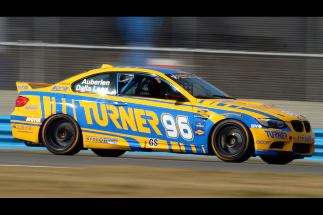 Auberlen was the fastest man in the 30 minute session (Photo Credit: Grand-Am)