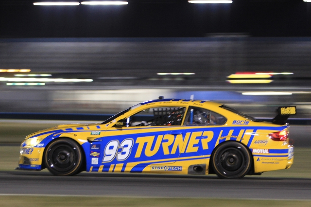 Turner Motorsport will enter two BMW M3 at Daytona International Speedway (Photo Credit: Grand-Am)