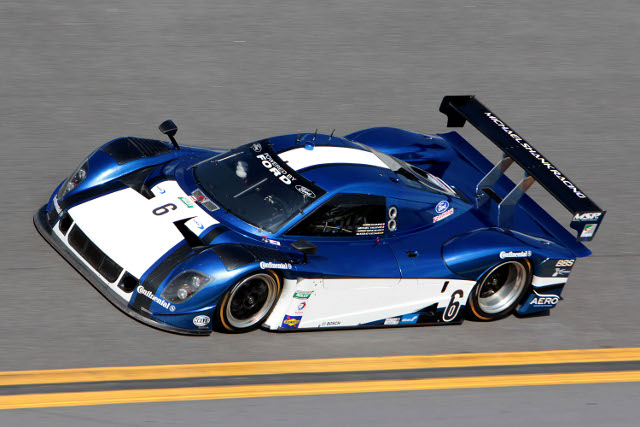 Valiante topped both tests for Michael Shank Racing (Photo Credit: Grand-Am)