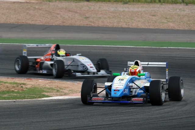 2012 took Dan Wells into Formula Pilota China (Photo Credit: Dan Welsl)