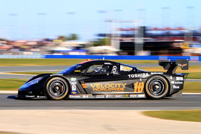 2013 Rolex 24 at Daytona (Photo Credit: Grand-Am)