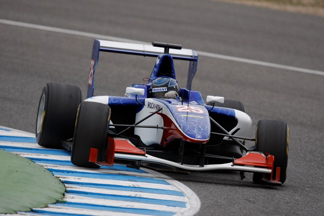 Emanuele Zonzini - Photo Credit: Alastair Staley/GP3 Series Media Service